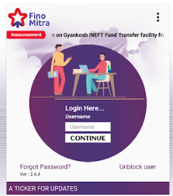 Fino Mitra app