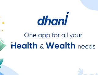Dhani apk Medicines, Cards, Credit