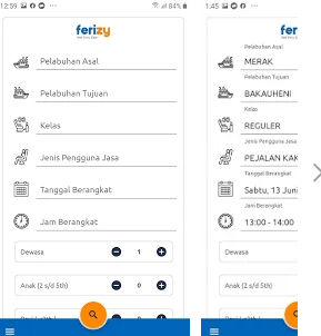 Ferizy apk travel