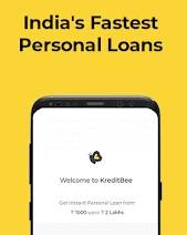 KreditBee Instant Personal Loan App